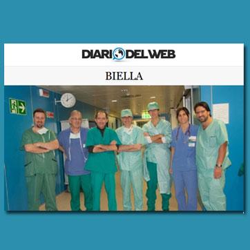 Urologia all'ospedale di Biella