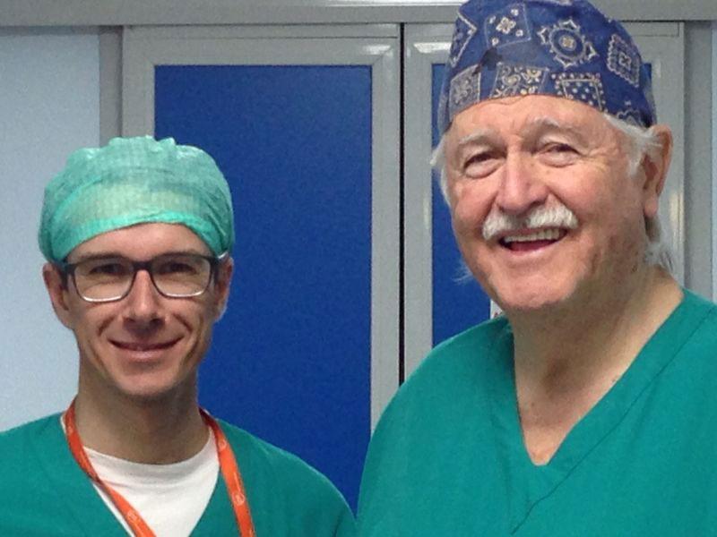 Dr. Nicola Ghidini e Prof Paolo Ferrari